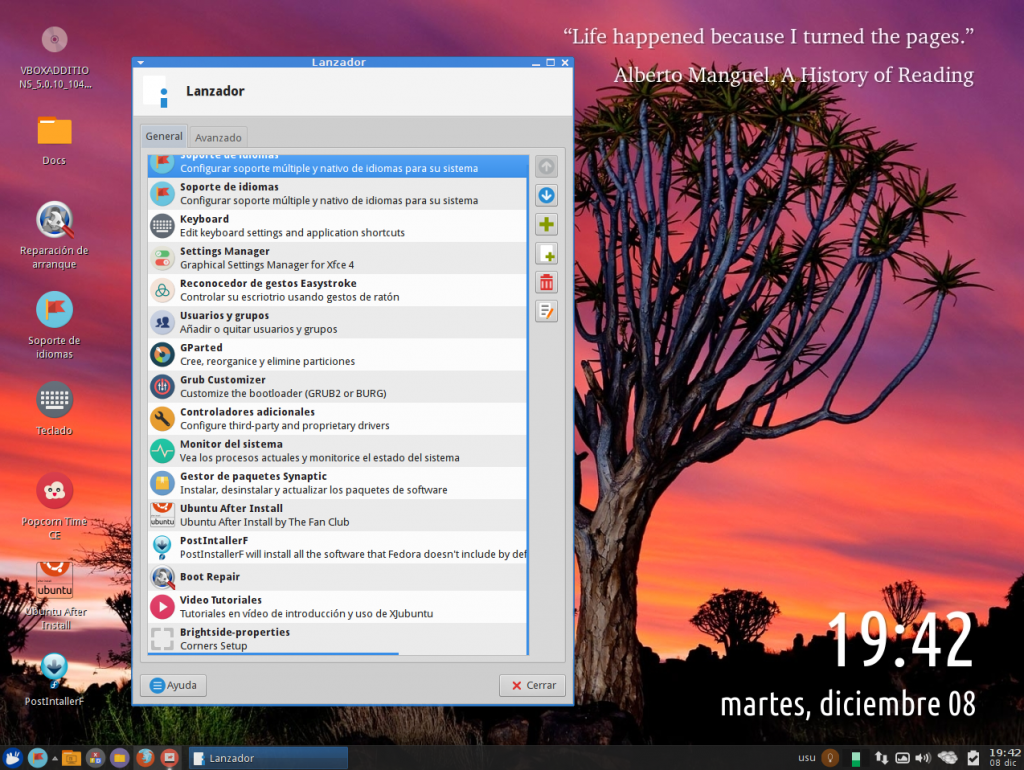 VirtualBox_XJubuntu 64 Pinguy_08_12_2015_19_42_12